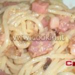 Spaghetti alla carbonara (variante)
